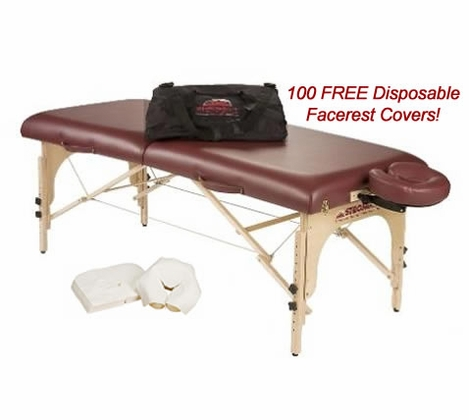 Stronglite - Classic Deluxe Massage Table Package (Free Shipping)