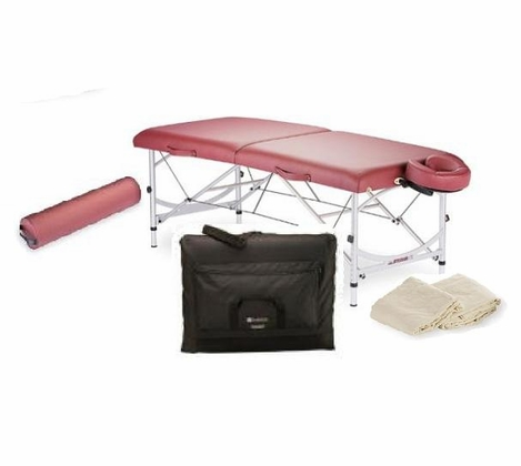 Stronglite - Versalite Pro SUPER Massage Table Package (Free Shipping)