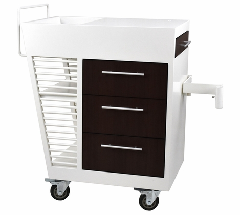 Touch America - Concierge Service Cart