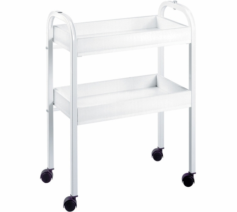 Trolley Table with Safety Shelves - TA2 Standard (51300)