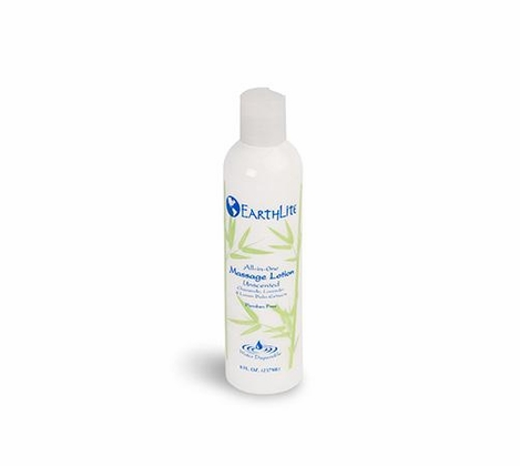 Unscented Massage Lotion - 8oz. Earthlite