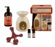 Wellness Massage and Aromatherapy Package