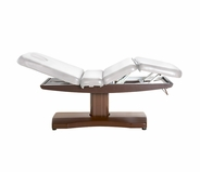 Woody Single Tower Electric Spa Table - Silver Fox 2238TB