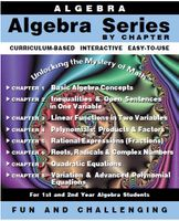 Algebra By Chapter Series - License for up to 10 Computers