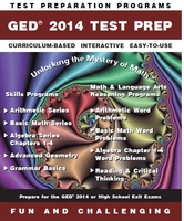 GED 2014 (Bundle of 23 Programs)<br>License for 10 Computers