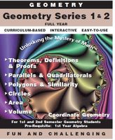 Geometry Series - License for up to 10 Computers