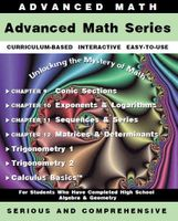 Purchase Set of 7 Advanced Math programs