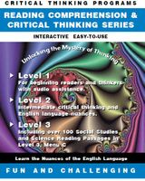 Reading and Critical Thinking<br>(Set of 6 Programs)<br>License for up to 20 computers