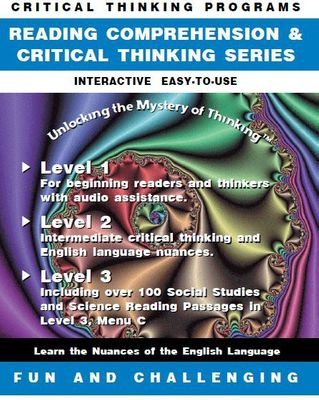 Reading and Critical Thinking<br>(Set of 6 Programs)<br>License for up to 30 computers