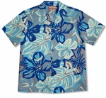 CLOSEOUT Abstract Hibiscus men's vintage