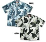 Abstract Vines men's vintage aloha shirt