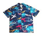 Airplanes Vintage Aloha Shirt