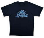 Aloha Palm Cotton T-Shirt