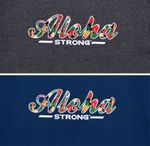 Aloha Strong in Color unisex cotton t-shirt