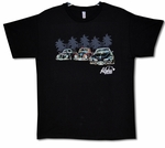 Aloha Strong VW Bug Hawaiian Islands cotton t-shirt