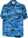 American Freedom Airplanes Men's Cotton