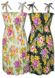 Amorous Bouquet Women's Smocked Sundress