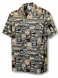Ancient Hawaiian Memory Men's Shirt