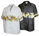 Anthurium Bird of Paradise Men's Cotton