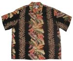 Anthurium Panel Men's Vintage Kamehameha