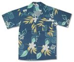 Autumn Tropical Boys 100% Rayon Shirt