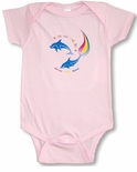 Maui Baby Dolphin Unisex Infant Baby Onesie