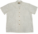 Simple Bamboo men's aloha shirt