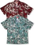 Bamboo Forest Men's Shirt