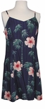 Bamboo Hibiscus women's empire princess dress