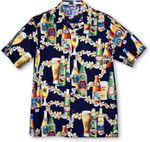 Big Wave Pale Ale Beer Men's Shirt