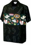 Bingo, Slots, Dice & Casino Games aloha shirt