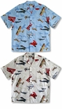 Biplane Airplanes Men's Shirt