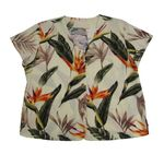 Bird of Paradise original print Blouse