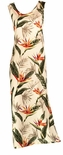 Bird of Paradise original Women's Long Tank Dress
