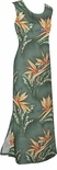 Bird of Paradise 2007 Women's Long Tank Dress