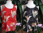 Bird of Paradise 2008 Women's Tank Top Blouse