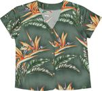 Bird of Paradise 2007 Women's Collarless Blouse