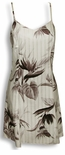 Bird of Paradise Cotton Sun Dress