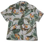 CLOSEOUT Bird of Paradise Summer Womans Shirt
