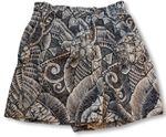 Black Sand Uni-Sex Bamboo Boxer Shorts