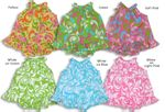 CLOSEOUT Bold Frolic Spree Girl's Halter 2pc