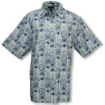 Borneo Men's Weekender Silk Blend Shirt