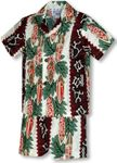 Boy's 100% Poplin Cotton 2pc Cabana set Surf Petroglyphs
