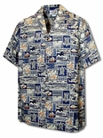 Ancient Hawaiian Memories boy's shirt