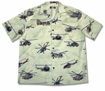 Helicopter Boy's Shirt Shirt