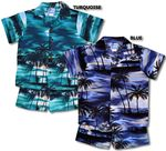 Night Time Surf Boy's 2pc Cabana Set