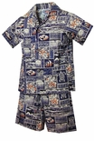 Boys Ancient Hawaiian Memories Toddler Sizes