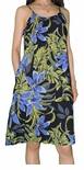 Breezy Floral Women's Pocket Short Sundress