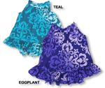 Bright 'n Fancy Girl's Cotton Blend Halter 2pc Set