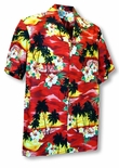 Brilliant Hawaii Sunset Boy's Cotton
